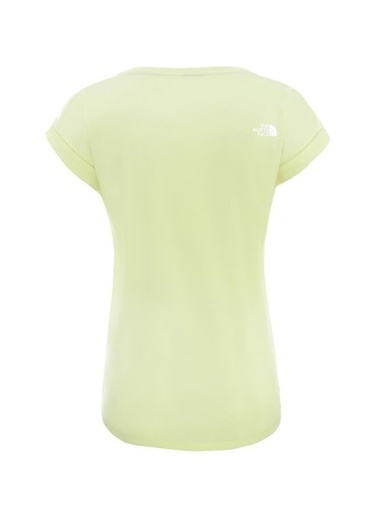 The North Face Tanken Tank Kadın T-Shirt Sarı Sarı